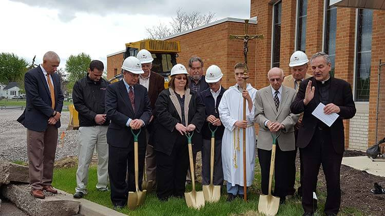 Photos and Videos from Groundbreaking Ceremony