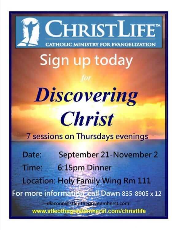CHRISTLIFE: Discovering Christ