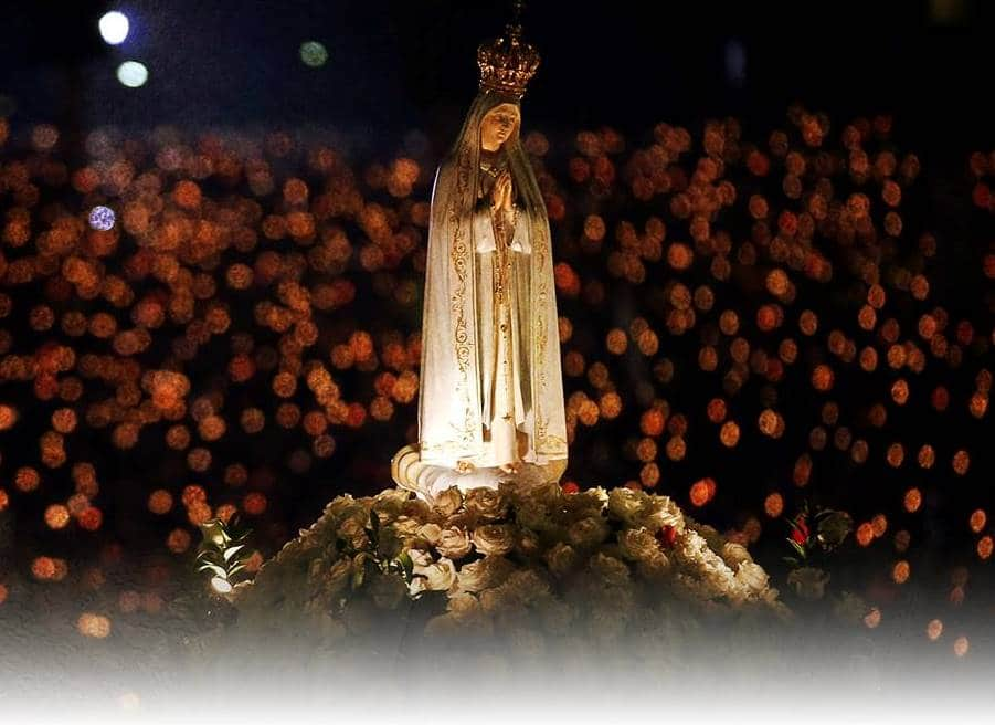 National Pilgrim Virgin Statue of Our Lady of Fatima