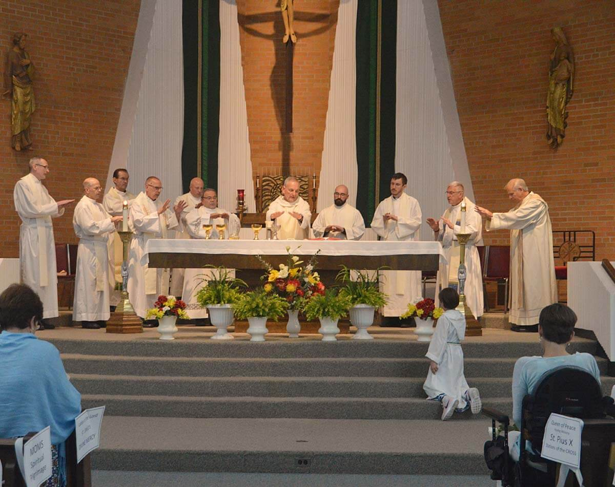Photos from a Day of Prayers for Reparation & Healing: A Path to Hope - September 7, 2018