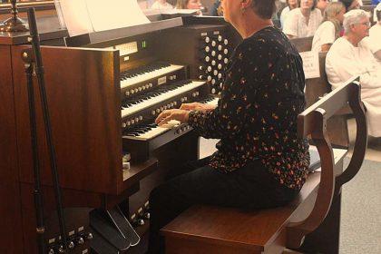 Gail Shepherd Organist