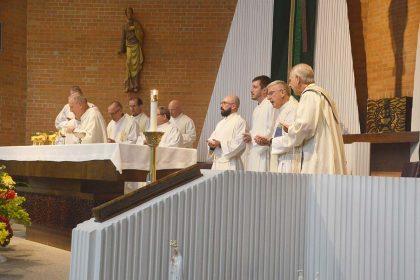 Priests on altar 5