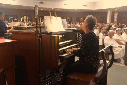 SS Peter & Paul organist