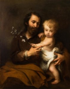 St. Joseph and the Christ Child